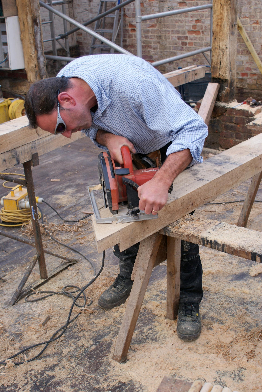 carpentry skills
